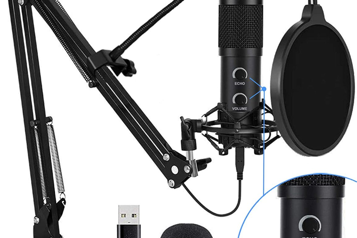 Gaming Microphone Review