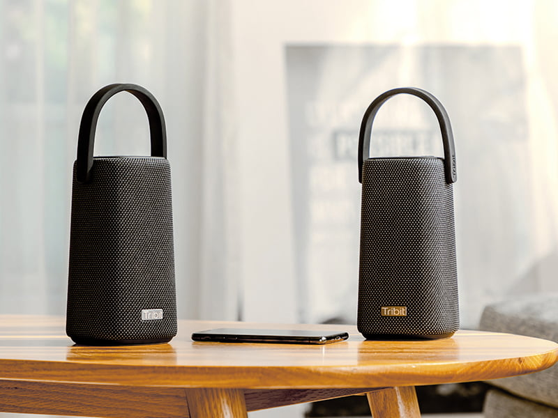 Tribit StormBox Pro pair 2 speakers together