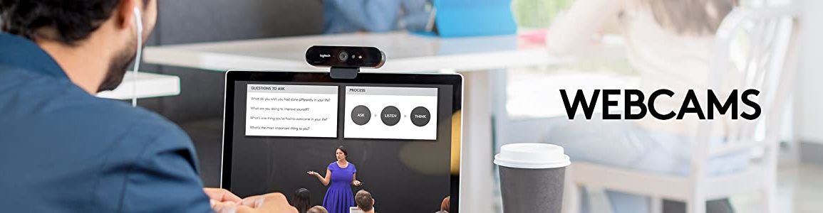 Best Webcams Online Learning, Zoom, Home Office