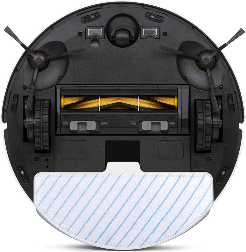 ECOVACS Deebot T9 (2021): robot vacuum cleaner with wiping function